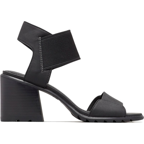Sorel Shoes - NWBox SOREL Nadia Black Sandal